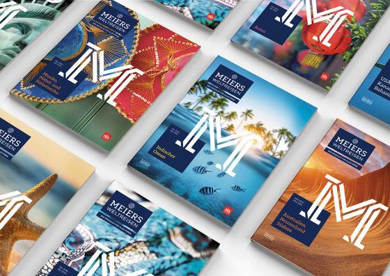 Neuer Markenauftritt von Meiers Weltreisen erhält Auszeichnung beim German Design Award 2019.