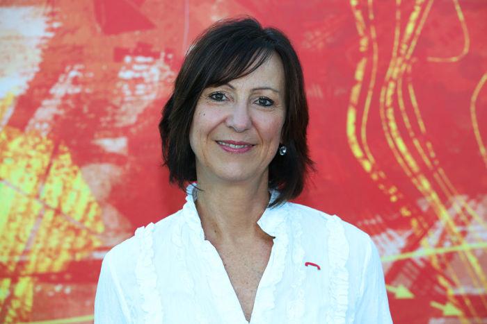 BU: Katrin Holzbrecher, DER Touristik Director Central Europe.